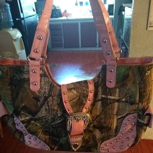 Country girl conceal carry purse
